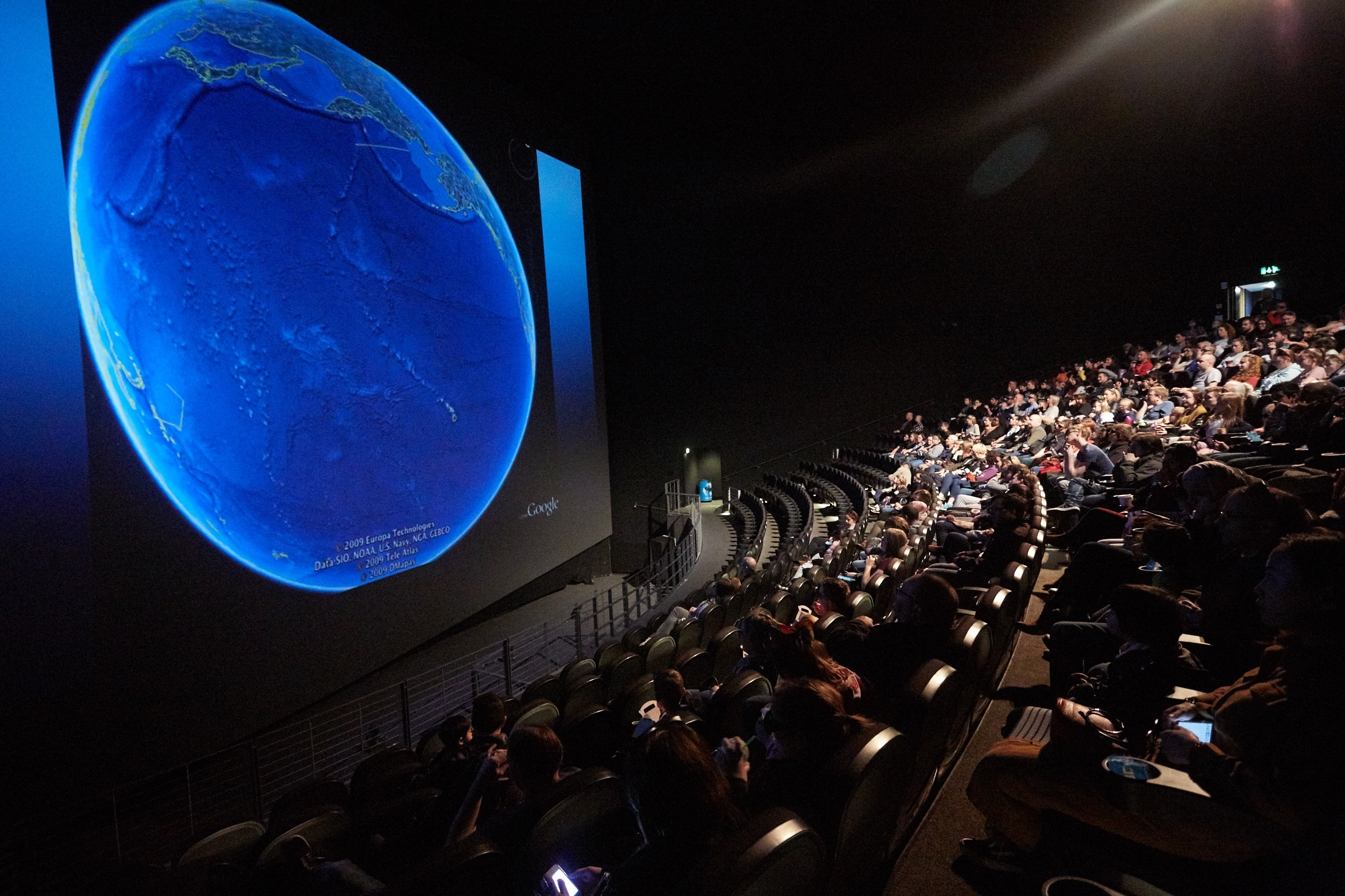 A Beautiful Planet IMAX Experience