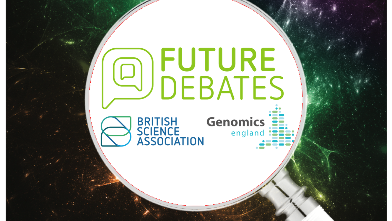 Future Debates – Would you share your DNA